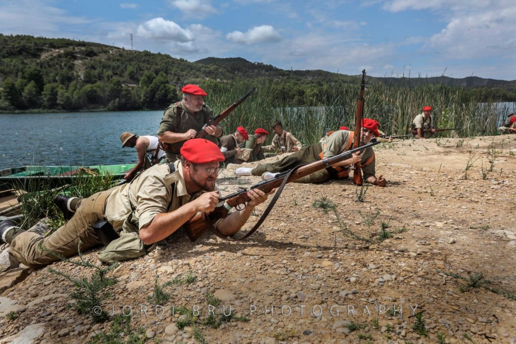 Recreación histórica Fayón Guerra Civil