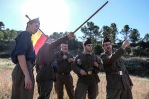Soldados del POUM