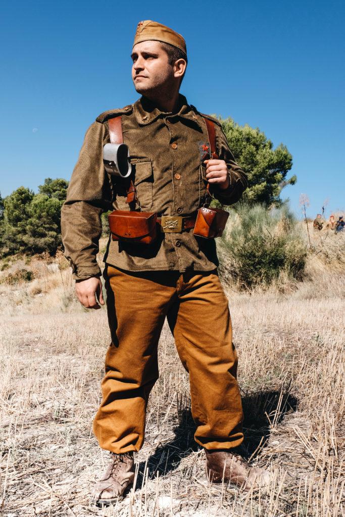 Soldado Republicano